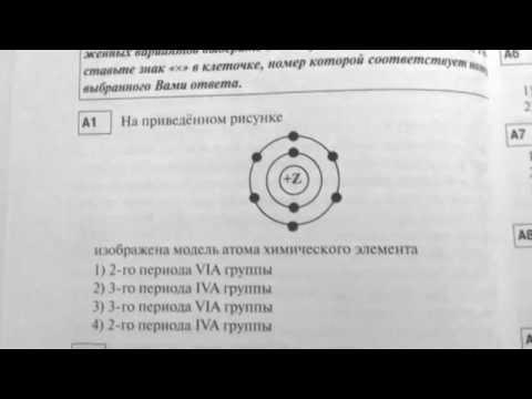 ГИА тест 2 - Задание А1 - А6