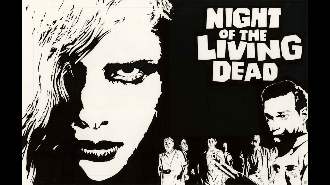 Night Of The Living Dead Farmhouse Official Trailer Night Of The Living Dead 1968 Youtube