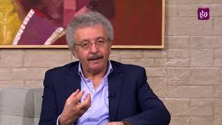 الأديب إبراهيم  نصر الله - اعادة نشر كتبه