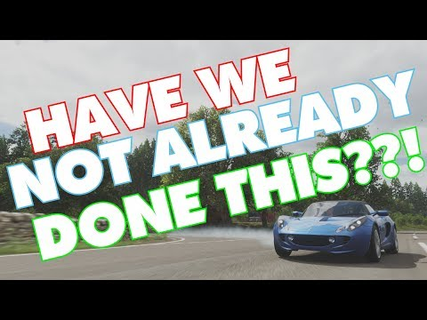 HAVE WE NOT ALEREADY DONE THIS??! Forza Horizon 4   87