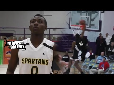 Tyquone Greer and Louis Adams Jr SHINE At The Snow Jam!