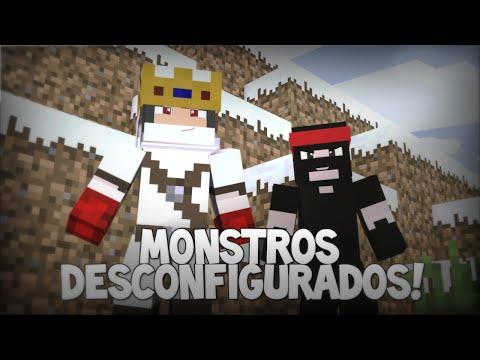 OS NINJAS #1 - Monstros Desconfigurados