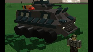 Roblox build and race APC