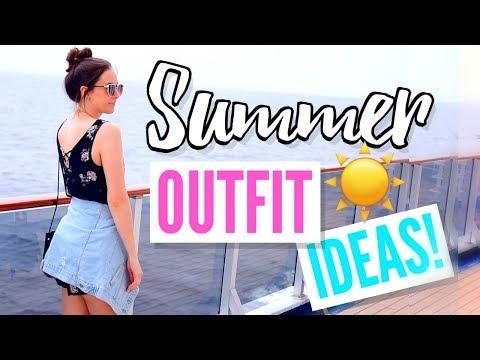 Cute Summer Outfit Ideas 2017!