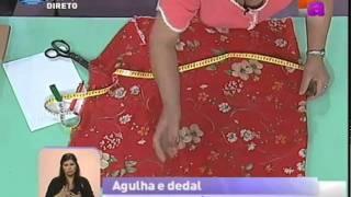 Dica de costura: Como fazer túnicas