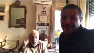جميل راتب ينفي شائعة وفاته بفيديو