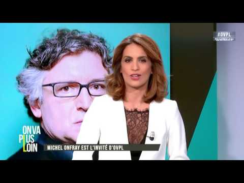 On va plus loin : Le Pen - Macron / Droite groggy / Michel Onfray (24/04/2017)