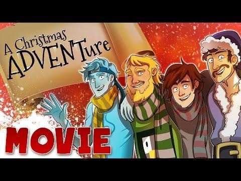 Minecraft Christmas ADVENTure 4: Best Bits Movie!
