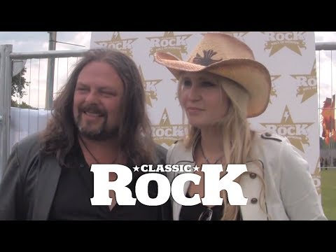 'Mostly Autumn' | High Voltage Festival | Classic Rock Magazine