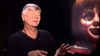John R. Leonetti Director Of Annabelle Interview