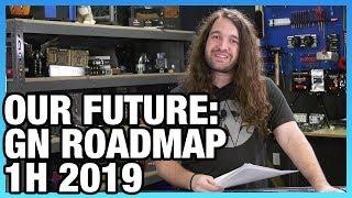 GN Roadmap: Important Updates for GamersNexus & Future