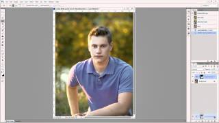 Change Clothing Color - Photoshop in a Minute