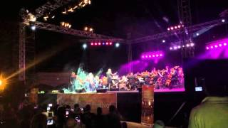 "Mon amie la rose - Natacha Atlas et le ""Morocco Solar Orchestra"""