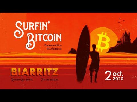🔴 Conférence Surfin' Bitcoin en DIRECT !