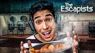 PRESO NA COZINHA DA PRISÃO !! - The Escapist