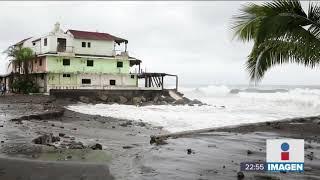 Suspenden clases en Sinaloa, Nayarit y Jalisco por el huracán Willa