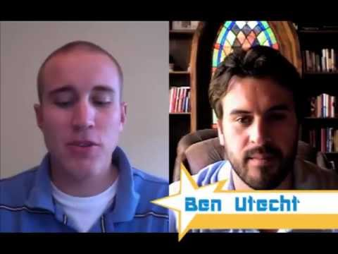 Former NFL player and musician, Ben Utecht, talks about success and overcoming the odds