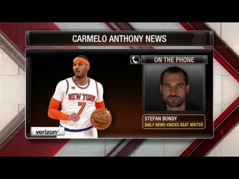 Rockets, Knicks again talking Carmelo Anthony trade