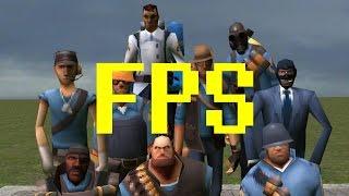 [TF2] Как повысить FPS с помощью конфигов.