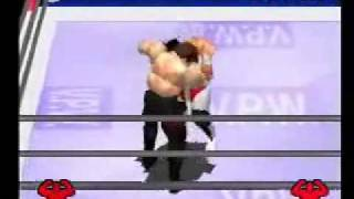 WCW vs the World Gameplay Video 2
