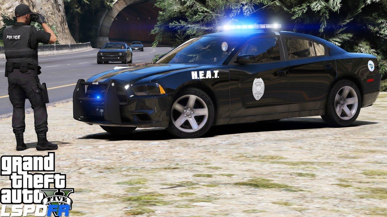 Gta 5 Lspdfr Police Mod 432 Bowman South Carolina Heat Highway