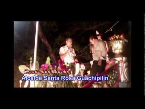 Santa Rosa Guachipilín 1er día de Fiestas