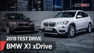 2019 BMW X1 xDrive | TEST DRIVE eblogAUTO