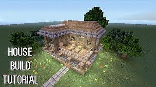 Minecraft: Best Creative House Build Tutorial in Minecraft (Xbox 360)