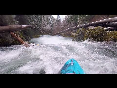 Oregon | Upper Quartzville Creek