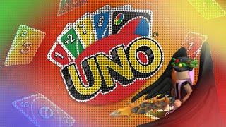 Just playing ~UNO~ on ~ROBLOX!~