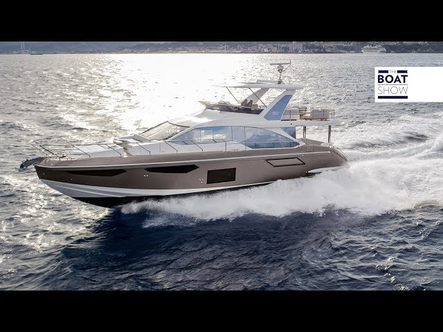 [ENG] AZIMUT 60 - 4K Full Review - The Boat Show