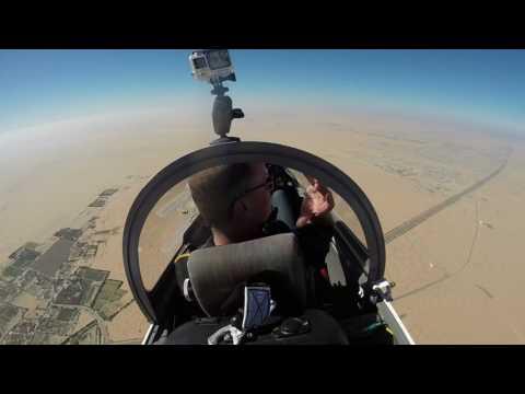 Fabien Duperrier Ejected Glider