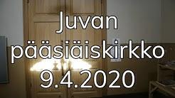 Juvan koulujen pääsiäiskirkko 9.4.2020