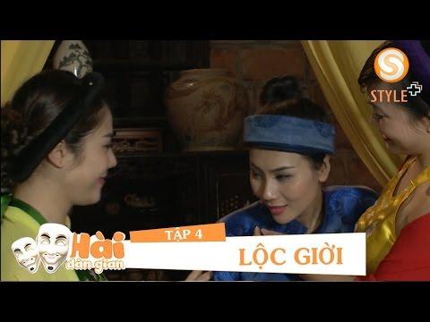 Phim hài tết 2017 | Hài Dân Gian - LỘC GIỜI TẬP 4 | Phim Hài NSND Quốc Anh, Hoàng Yến, Nga Tây (28:55 )
