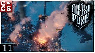 Frostpunk ❄ Mehr Nahrung gesucht ► #11 Kälte Simulator