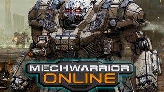 MechWarrior Online PC (1080p) - Обзор Финальной версии