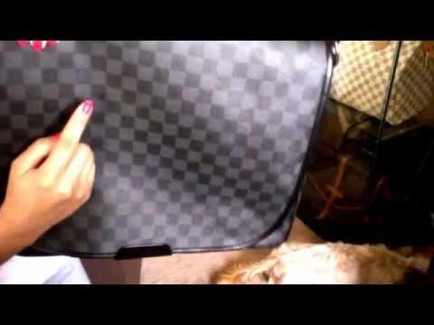 79091fb75280 UNBOXING Louis Vuitton Daniel GM - YouTube