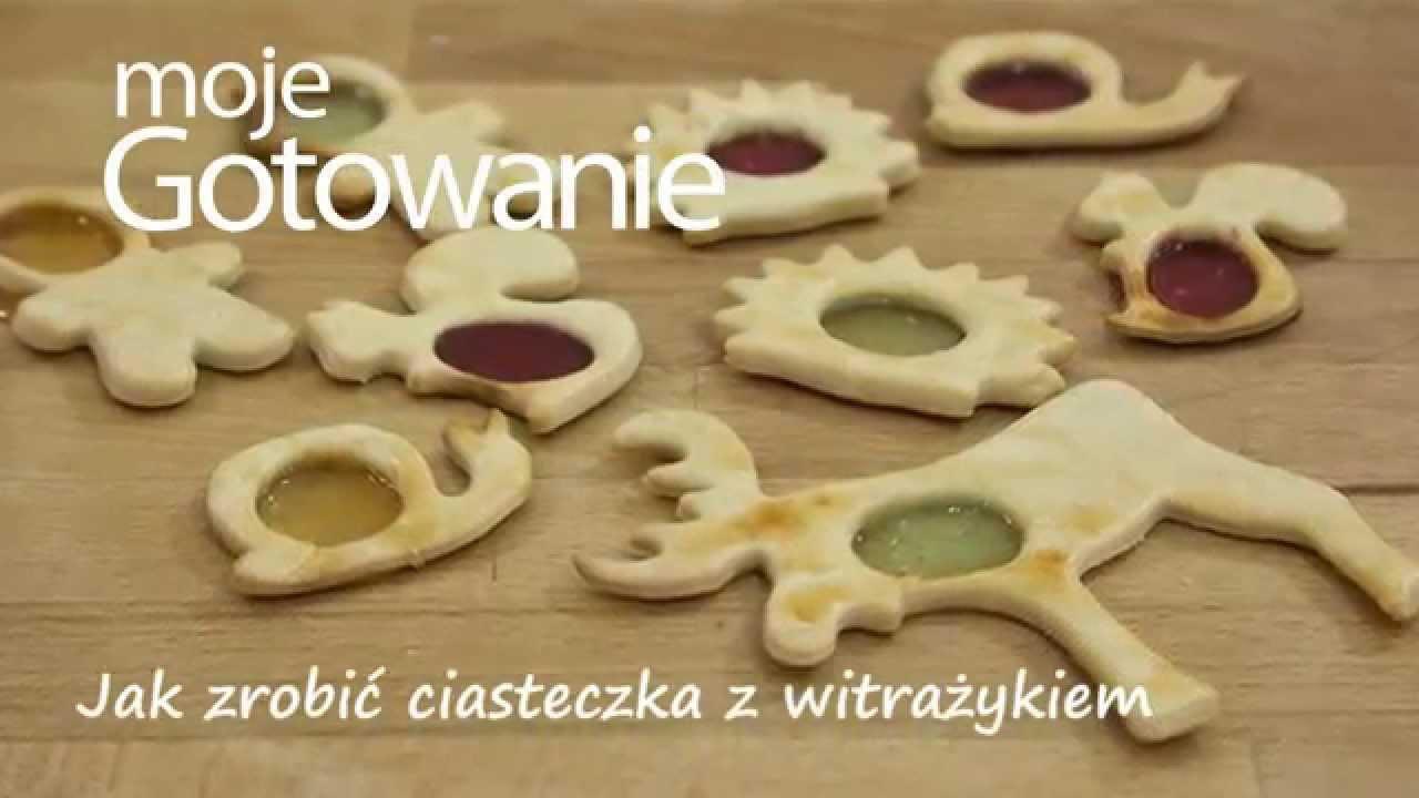 Jak zrobić ciasteczka świąteczne z witrażykiem