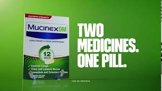 MUCINEX® | DM 12 HOUR| LIBRARY