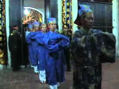 Lễ Khai ấn Đền Trần - Nam Định (VnMedia)