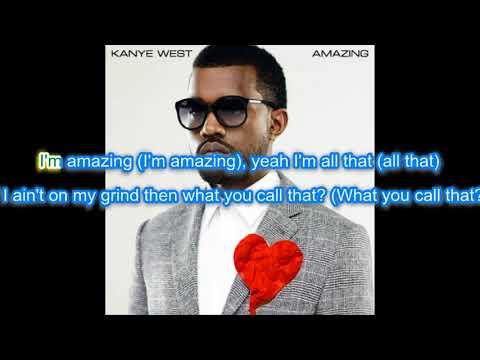 Kanye West - Amazing (Karaoke)