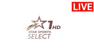 🔴LIVE | Star sports select 1 live tv streaming | Star sports select 1 hd live tv channel