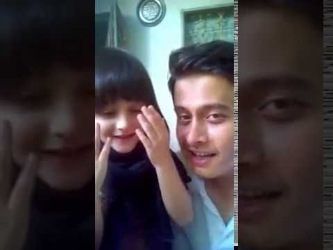 Assalamualaikum Dubsmash Indian Little Girl
