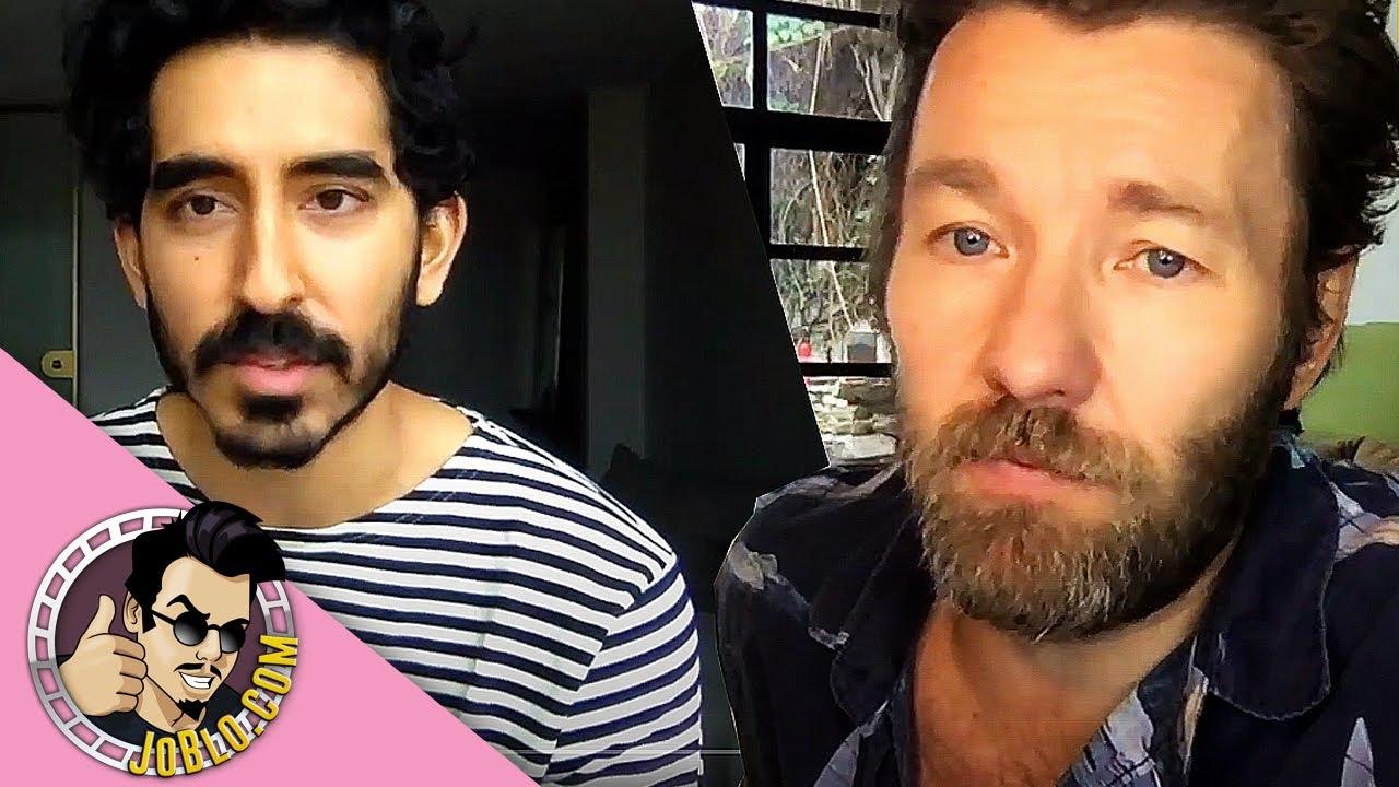 Dev Patel and Joel Edgerton Interview - THE GREEK KNIGHT (2021)