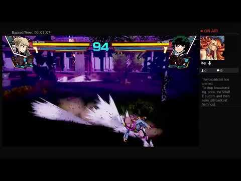 Kidd-senpai's Live PS4 Broadcast