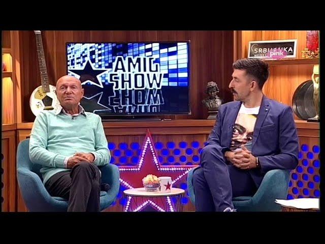 Ami G Show S09 - Sta je Saban Saulic pevao svojoj unuci?