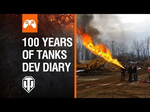 World of Tanks Console - 100 Years of Tanks Developer Diary