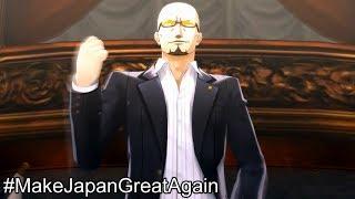 Persona 5 - Mementos The Head Honcho in Showbiz Shadow