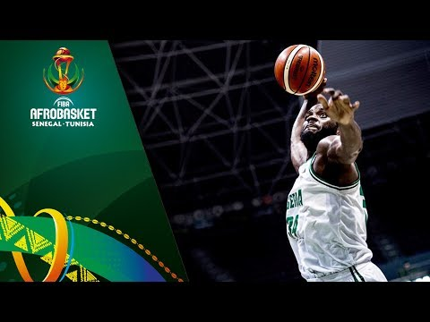 Nigeria v Cameroon - Highlights - Quarter-Final - FIBA AfroBasket 2017