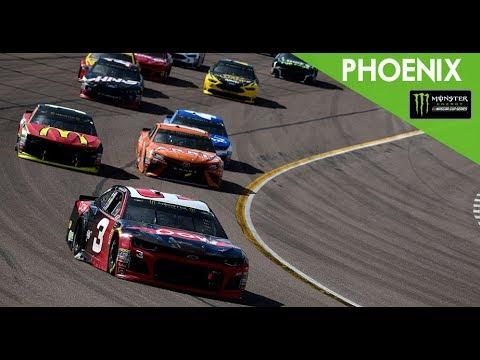 Monster Energy NASCAR Cup Series- Full Race -TicketGuardian 500